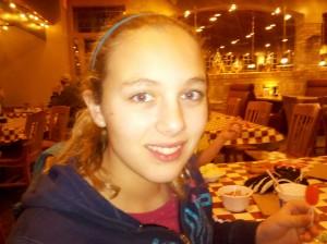 Rachael's bday dinner